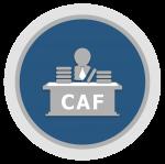 icona CAF – Centro di Assistenza Fiscale