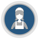 icona Per l'assistenza alla persona e alla famiglia