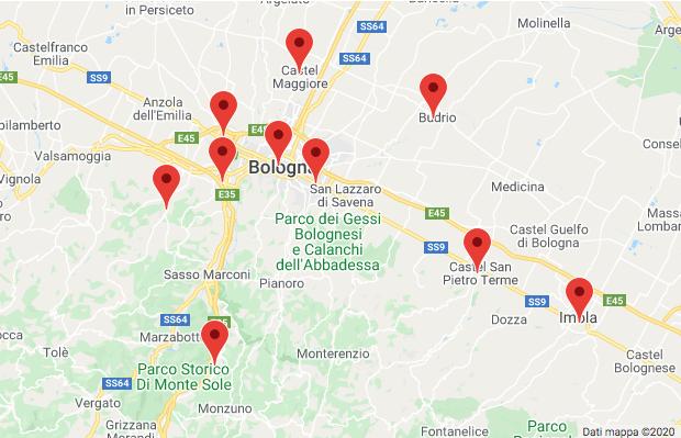 Comunicazione chiusura sedi ASPPI Bo Lunedì 7/12/2020