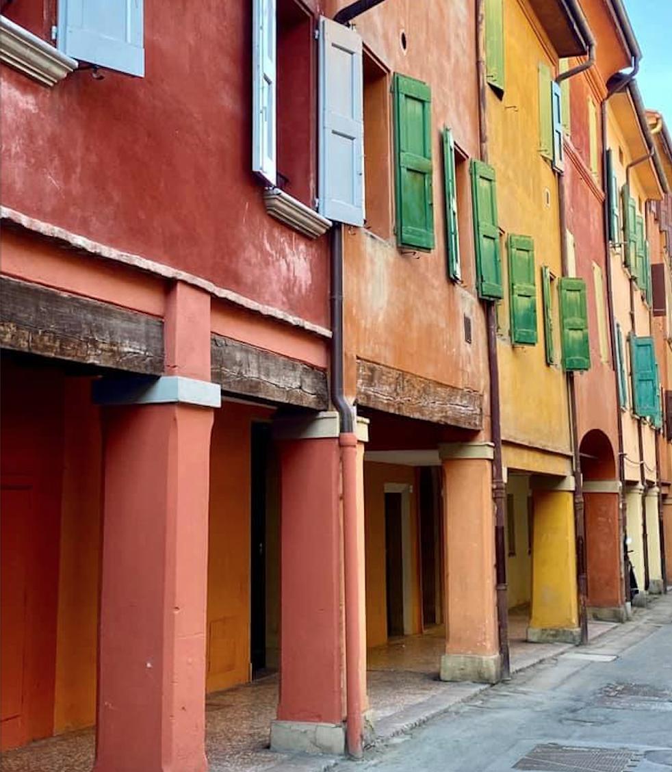 """Webcast """"I Portici di Bologna: architettura e città nella candidatura alla World Heritage List Unesco""""."""