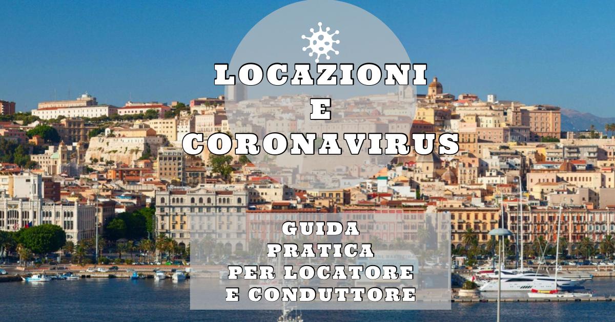 Locazioni e coronavirus: come comportarsi?